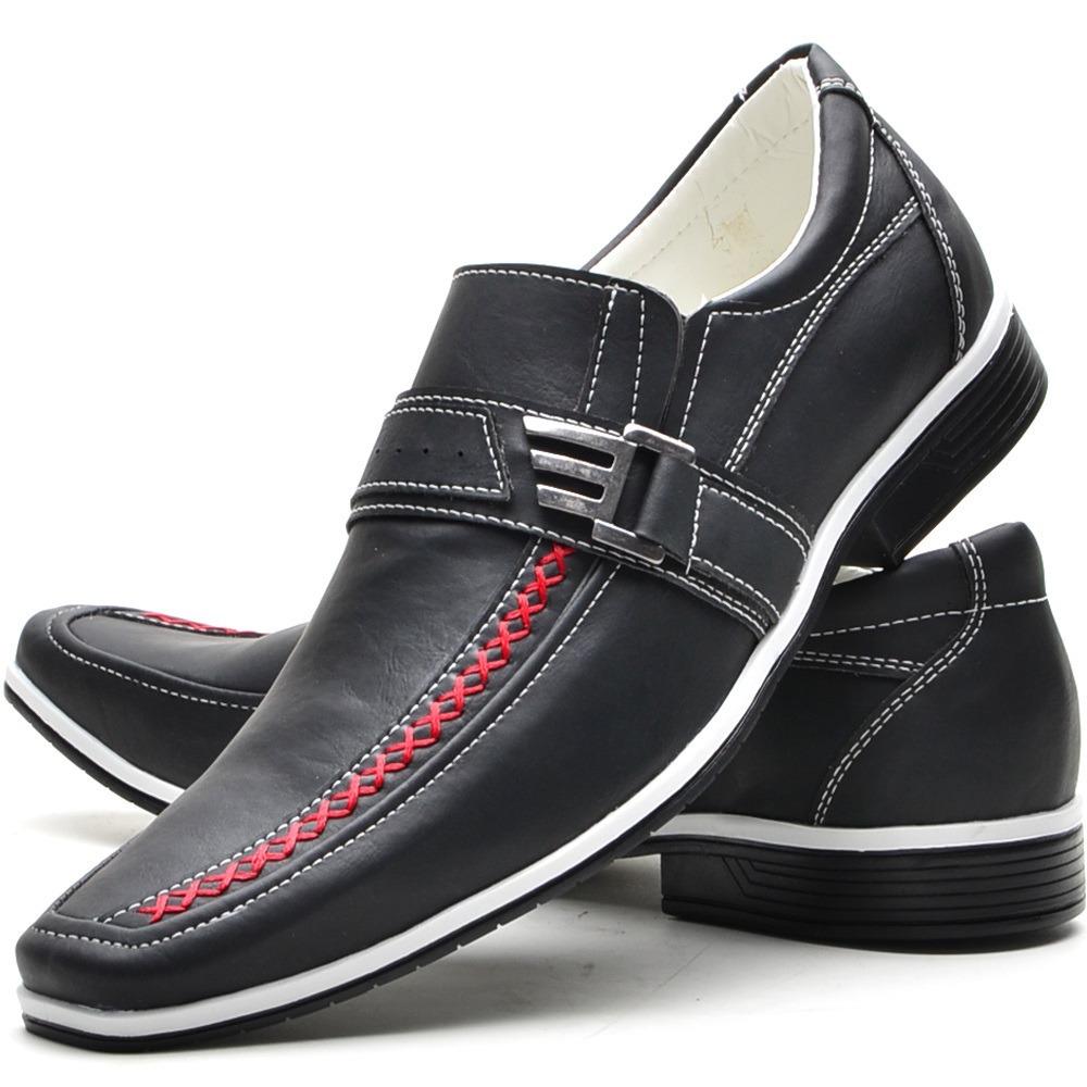 3038d7ab72 sapato masculino social sport fino casual exclusivo luxo. Carregando zoom.