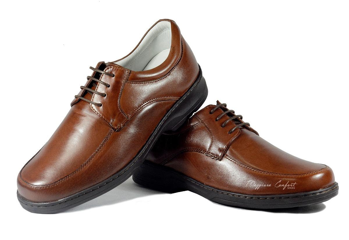 9f691bfa9 sapato masculino social super luxo conforto 100% couro. Carregando zoom.