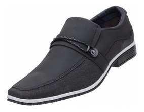 85ae33e70 Sapato Social Veneto - Sapatos para Masculino Azul com o Melhores Preços no  Mercado Livre Brasil