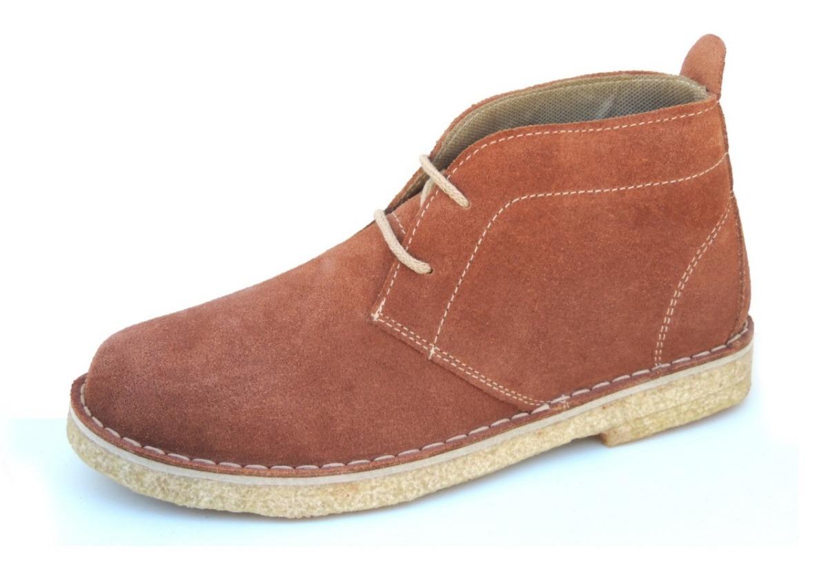 bdb959f139 sapato masculino tênis camurça crepe cor caramelo tipo 775. Carregando zoom.