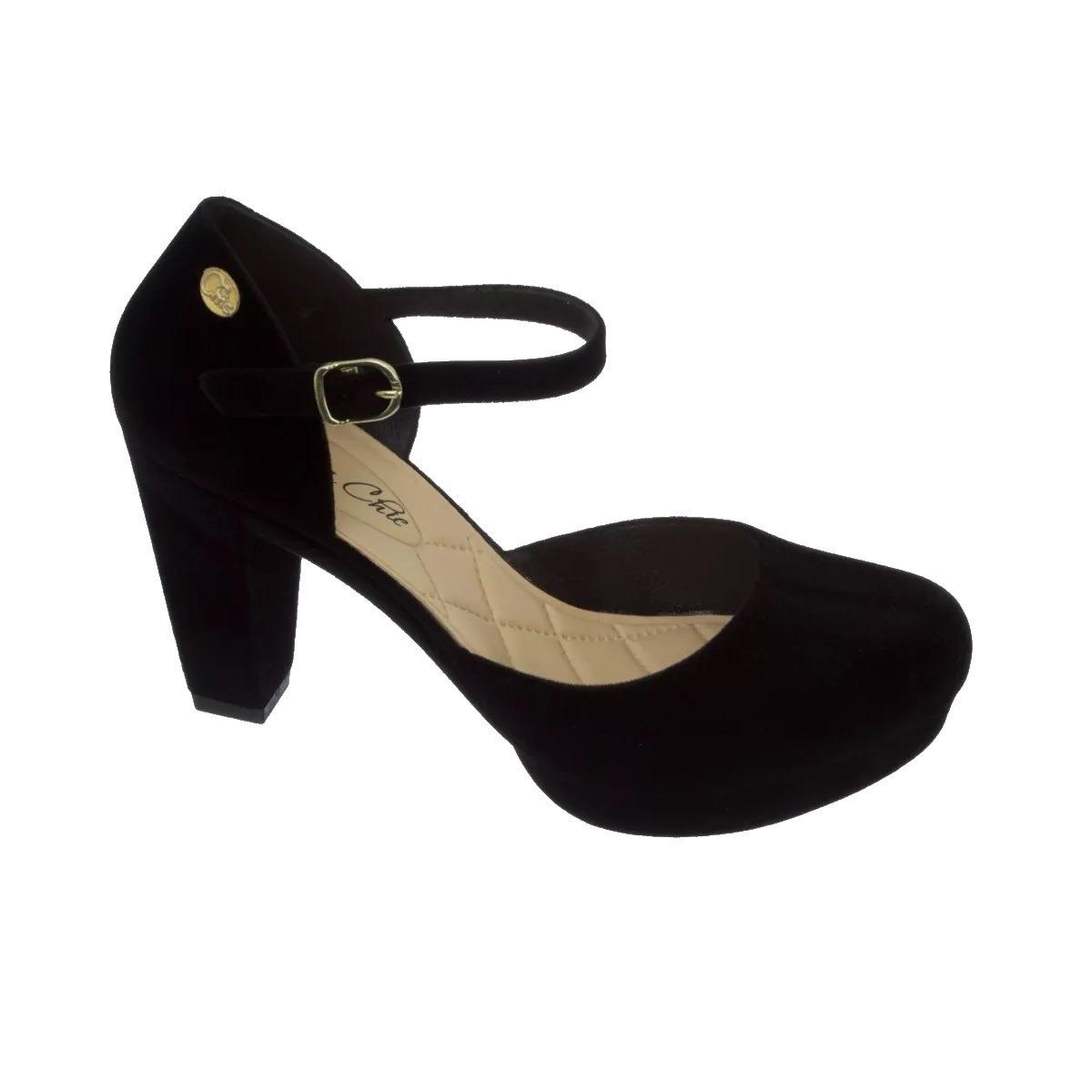 63c9a1201 sapato meia pata boneca feminino - salto alto - promoção. Carregando zoom.