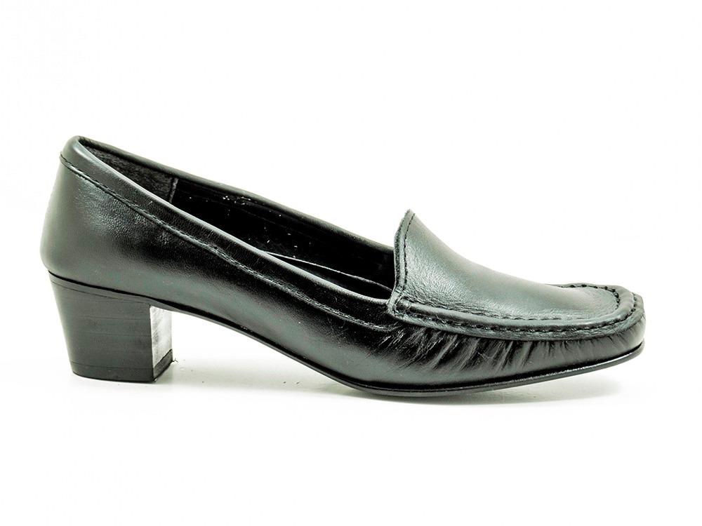 393394d17 Sapato Militar Kallucci - Mocassim Feminino - R$ 194,90 em Mercado Livre