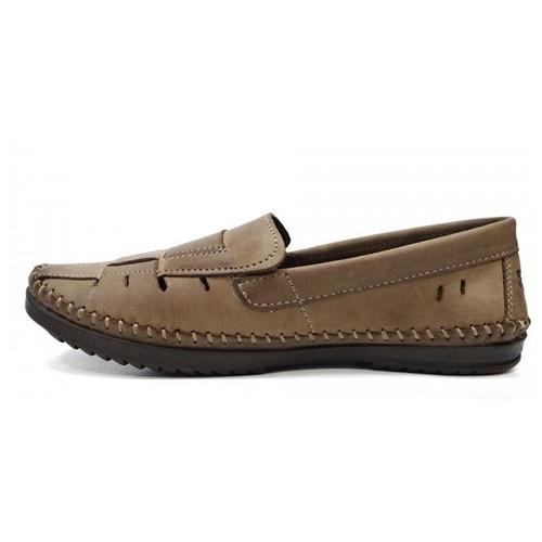 3f2c896675 sapato mocassim de couro logan - 2 free way (04) - sesamo. Carregando zoom.