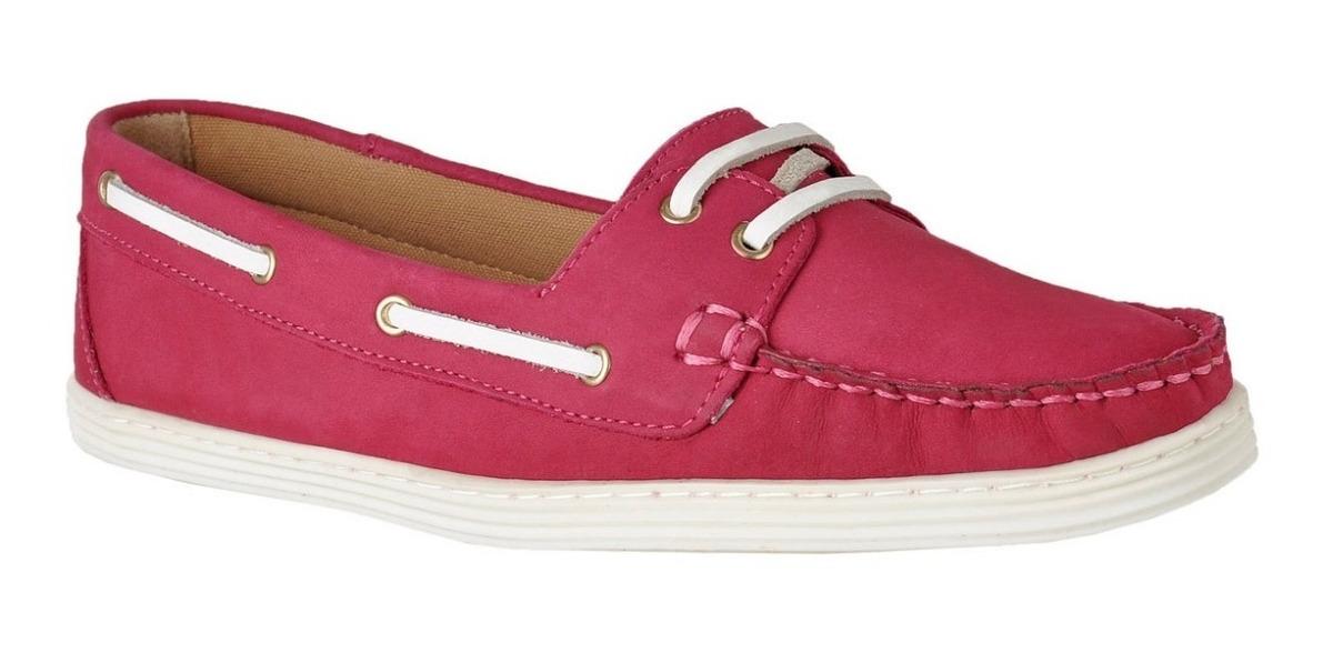 36f93895956 sapato mocassim dockside feminino conforto couro legítimo l. Carregando  zoom.