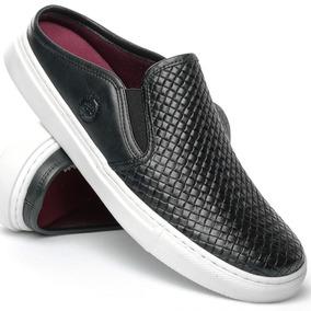 14014b063c Mocassim Social Masculino - Sapatos Sociais e Mocassins para Masculino Azul  marinho no Mercado Livre Brasil