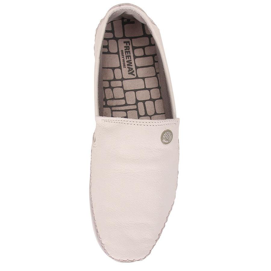 431d21d938 sapato mocassim masculino freeway logan - branco. Carregando zoom.