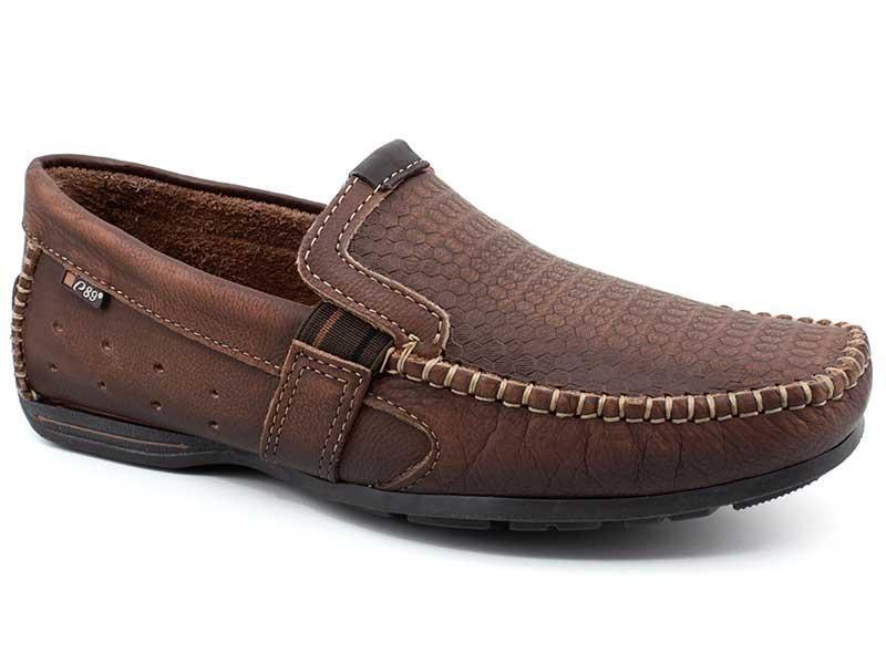 f23d9bad8 sapato mocassim masculino pegada 40703 pinhão loja pixolé. Carregando zoom.