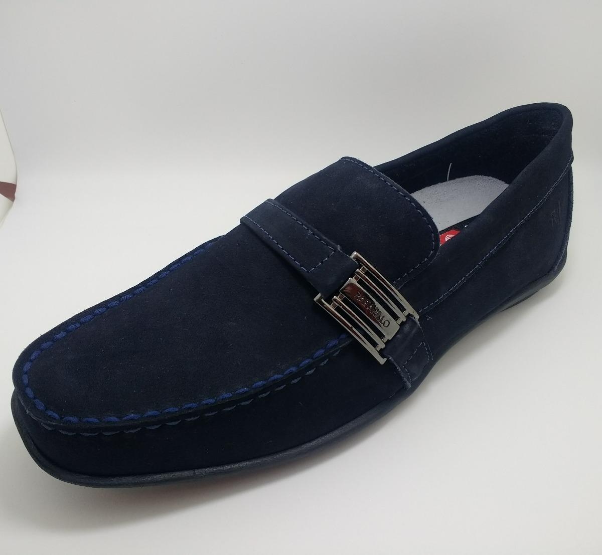 78039fc567 sapato mocassim masculino rafarillo em couro marinho. Carregando zoom.