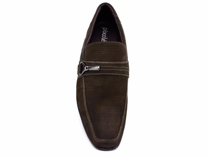 4212bb7c3d sapato mocassim masculino rafarillo original 864455 pixolé. Carregando zoom.