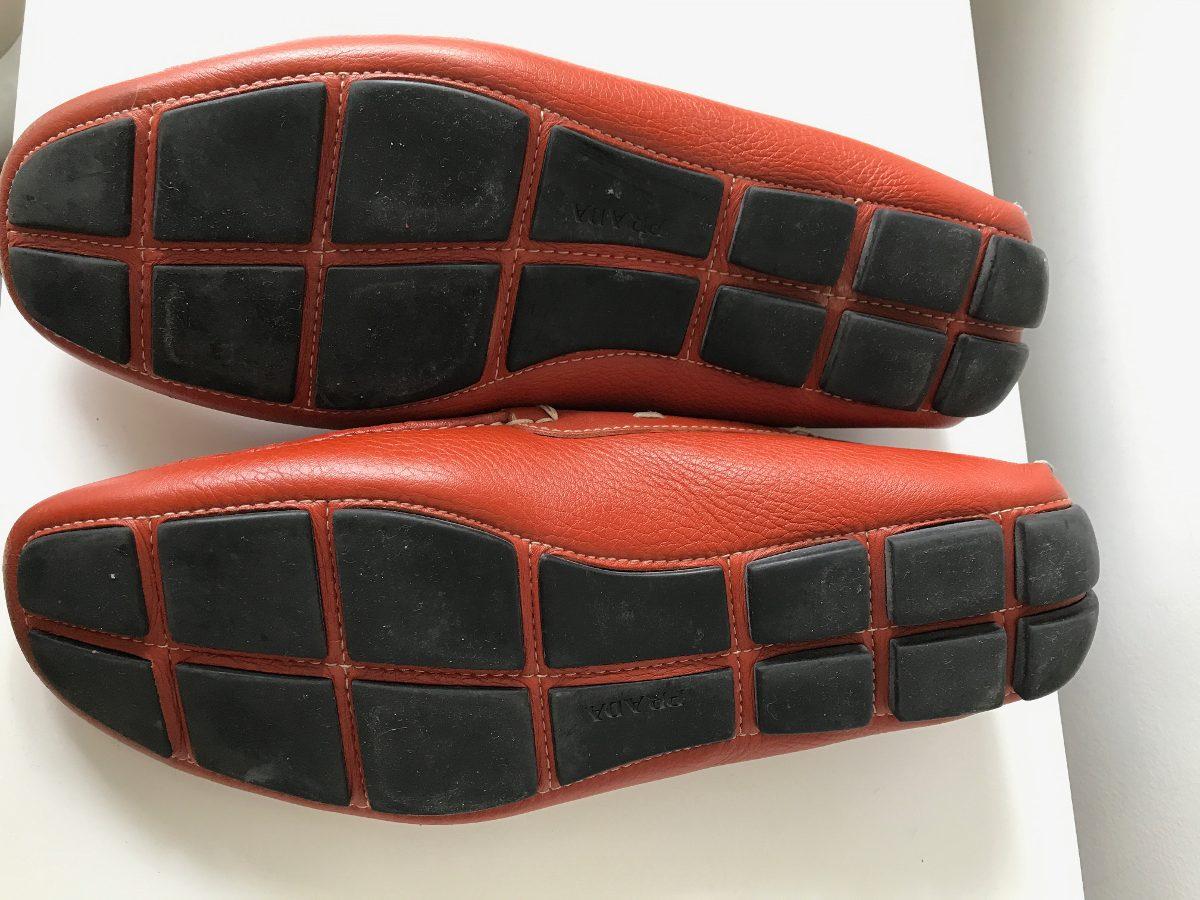 b2ef397d13 sapato mocassim prada clássico. Carregando zoom.