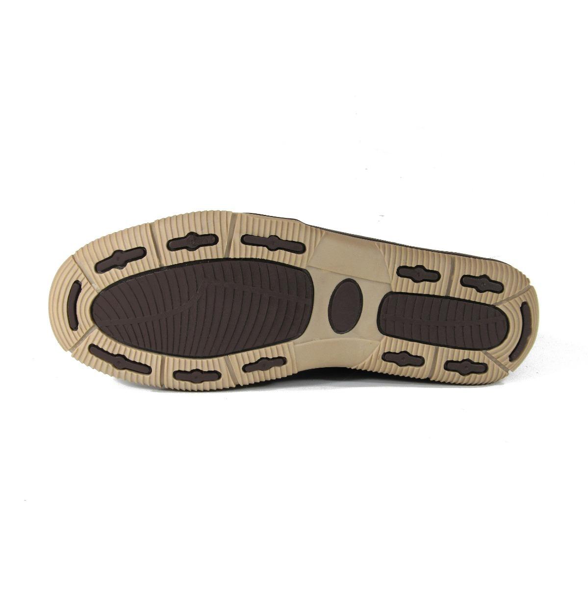 323fab1f8e sapato mocassim sider sapatilha masculino couro marrom. Carregando zoom.
