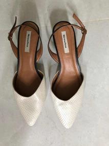 6fd8cdf6ad Sapato Chanel Usado - Sapatos