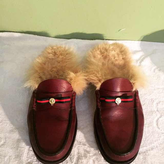 84ea44cecf054 Sapato Mule Masculino Estilo Gucci Tam:41 - R$ 400,00 em Mercado Livre