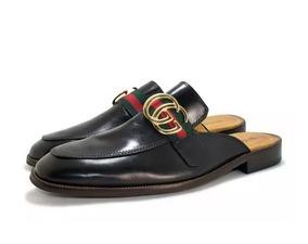 69d35e2e003be Slipper Gucci Mules - Sapatos com o Melhores Preços no Mercado Livre Brasil