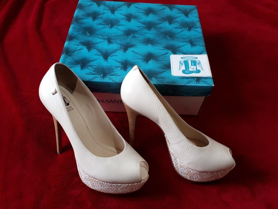 c2ce91d5c Sapato N38/39 Cor Perola . Super Confortavel - R$ 100,00 em Mercado ...