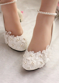 086198f643 Sapato Para Noiva Salto 8 Cm - Calçados
