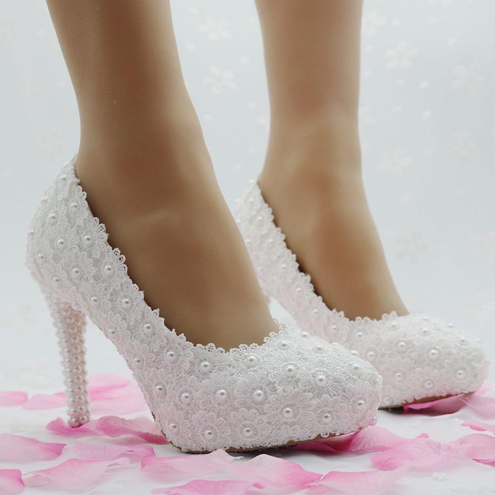 08fdf4b4a sapato noiva debutante branco personalizado renda delicado. Carregando zoom.