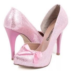 41b810a79 Sapato Noiva Festa Debutante Salto 11 - Sapatos com o Melhores ...
