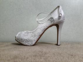 c5b424d2f1534 Baixou Sapato Laura Prado - - Sapatos com o Melhores Preços no Mercado  Livre Brasil