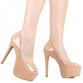 b23267caf9 Sapatos Femininos Salto Alto - Sapatos em Paraná no Mercado Livre Brasil