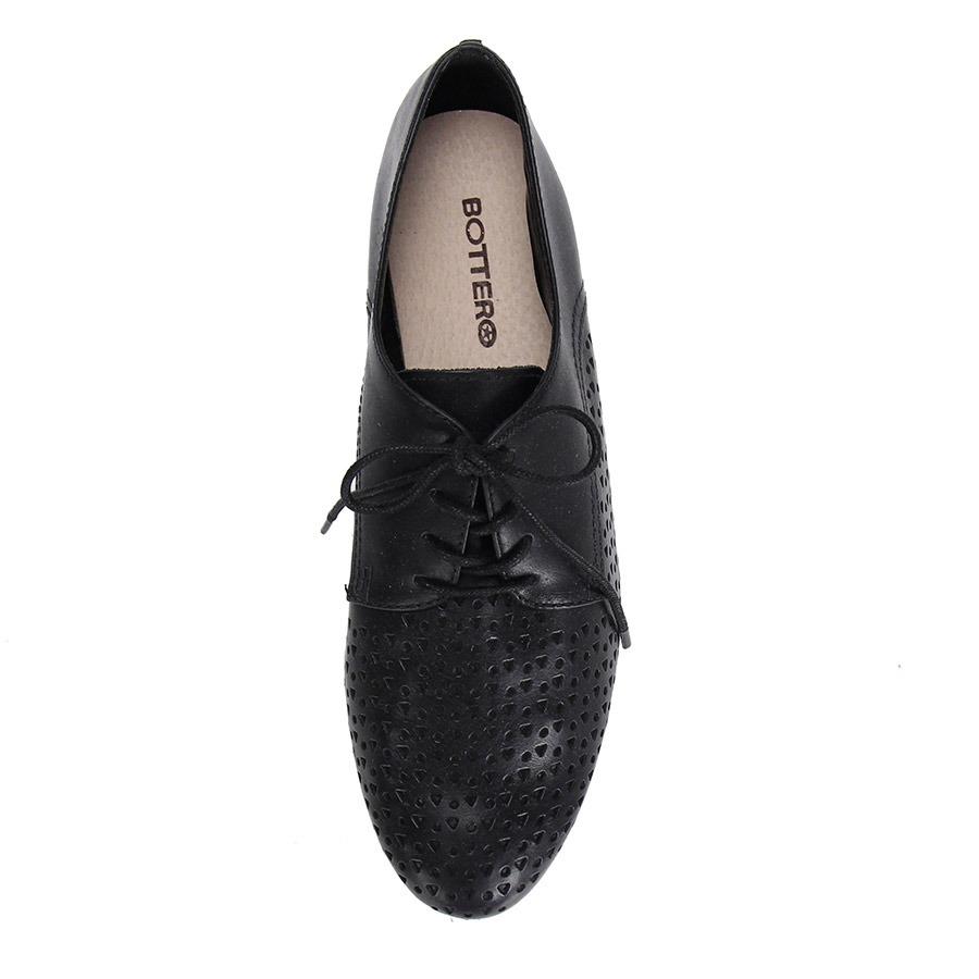 4ea76c900 Sapato Oxford Bottero Vazado - Preto - R$ 79,99 em Mercado Livre