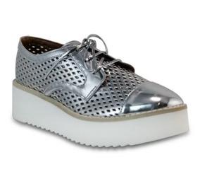 7f5c945433 Tenda Escura Feminino - Sapatos Sociais e Mocassins Oxfords Outras Marcas  no Mercado Livre Brasil