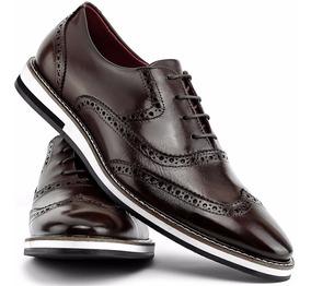 26134c0d4e Sapato Oxford Masculino Marrom - Sapatos com o Melhores Preços no ...