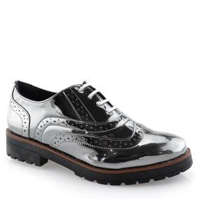 7422a80dc4 Sapato Oxford Feminino Bebecê - Sapatos com o Melhores Preços no ...