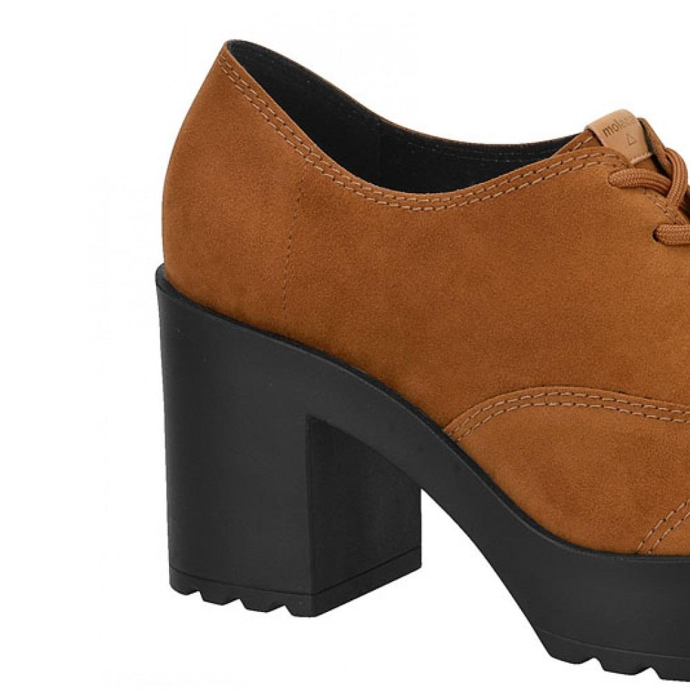 84f136c8c sapato oxford feminino caramelo moleca. Carregando zoom.
