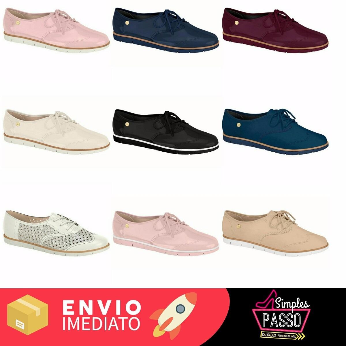 73ea7c5f3 Sapato Oxford Feminino Moleca 5313304 Promoção - R$ 69,90 em Mercado ...
