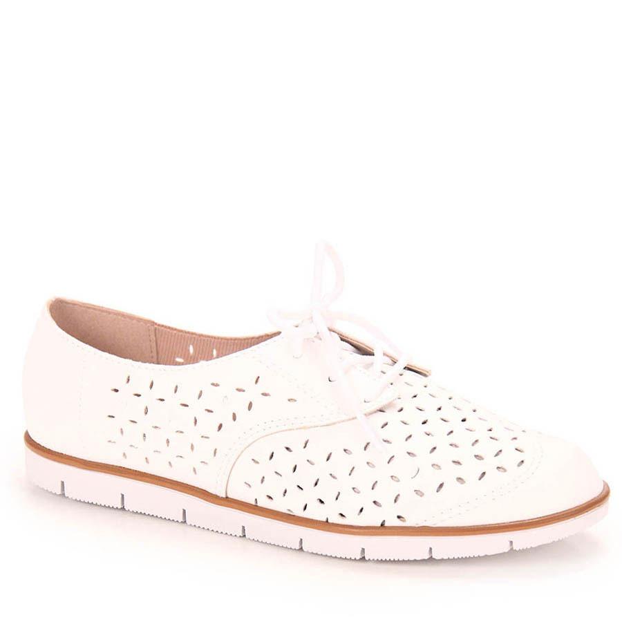 c6a1ba6d9 sapato oxford feminino moleca - branco. Carregando zoom.
