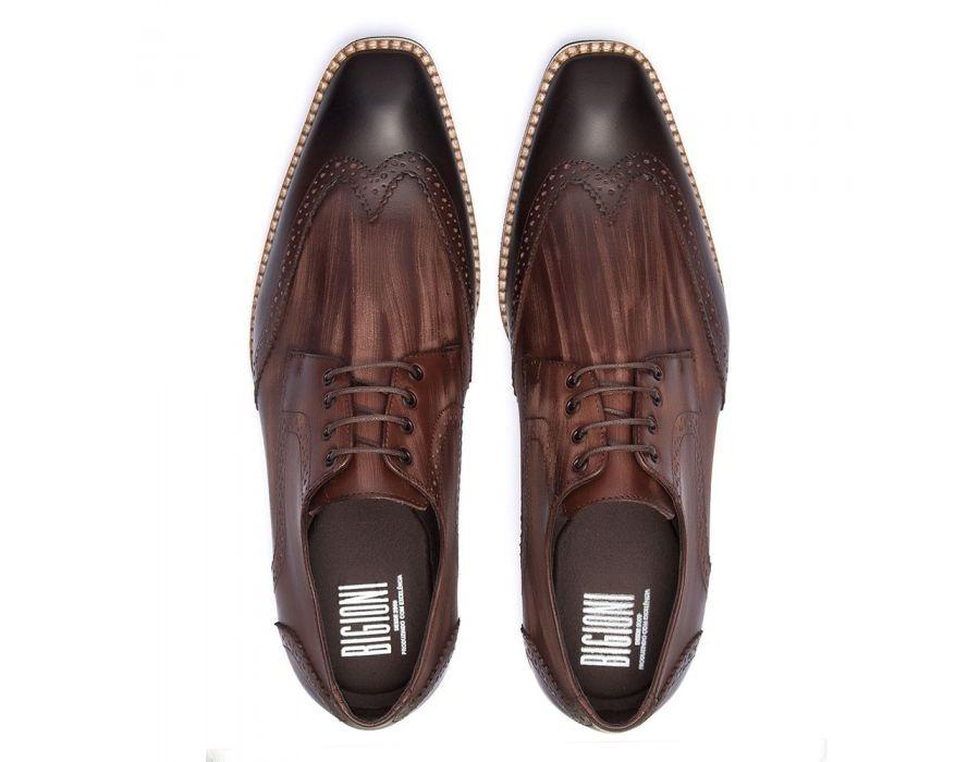 816a24e5b Sapato Oxford Masculino Casual Estonado Café - R$ 117,00 em Mercado ...