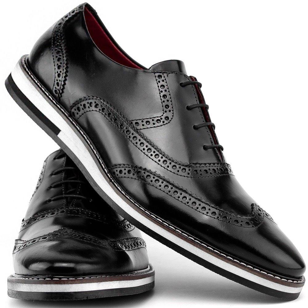 5d442c8a5 sapato oxford preço de atacado social em couro + brinde. Carregando zoom.