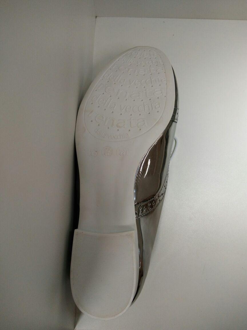 4b35b508ba sapato oxford renata della vecchia numeração especial. Carregando zoom.
