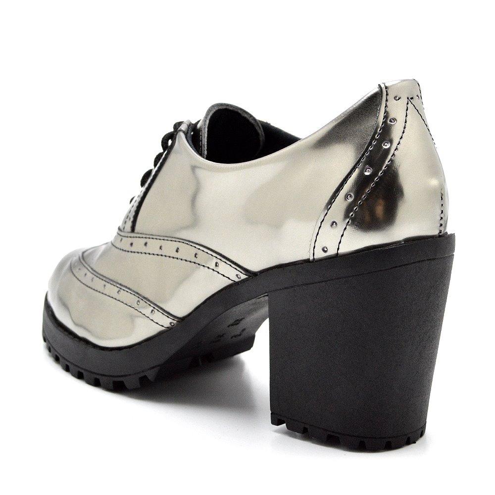 c006172615 Sapatos Femininos Sapato Oxford Trator Lançamento Verão 2019 - R ...