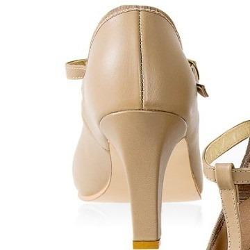 ce545d36d6 ... Ref CJ02C d562efdd5a85db  Sapato Para Dança De Salão Mod Boneca Em  Couro Capezio R 41 - R 118 . ...