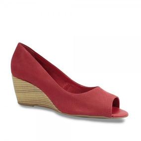 e5604861d5 Peep Toe Anabela Bottero - Sapatos no Mercado Livre Brasil