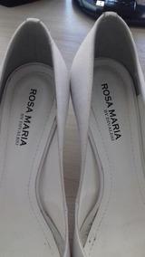 2205a9881d Scarpins e Plataformas Peep Toes Outras Marcas para Feminino em ...