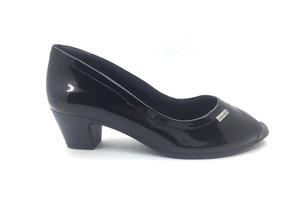 73f368ae6 Sapato Peep Toe Comfortflex - Sapatos com o Melhores Preços no ...