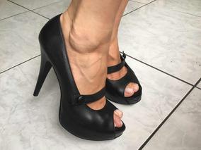 7e341262c Sapato Masculino Datelli Em Couro - Calçados, Roupas e Bolsas, Usado ...