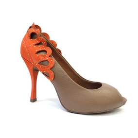 75848c35c Sapatos Femininos Promocao Ramarim Peep Toe - Sapatos para Feminino com o  Melhores Preços no Mercado Livre Brasil