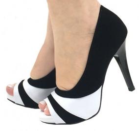 a0f5586948 Saltos Femininos - Sapatos para Feminino no Mercado Livre Brasil