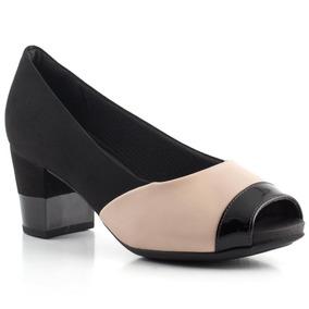 af6cbea63 Sapato Piccadilly Joanetes Scarpins - Sapatos com o Melhores Preços ...