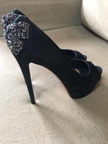 0c069fbca Sapato Peep Toe Schutz no Mercado Livre Brasil
