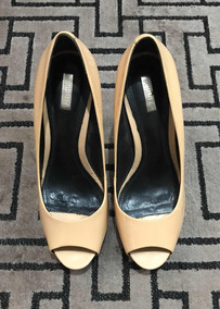 3ab9679f4 Peep Toe Anne Kanner Schutz - Sapatos para Feminino no Mercado Livre Brasil