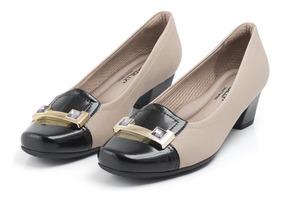 4933fa5230b36 Scarpin Com Fivela - Sapatos com o Melhores Preços no Mercado Livre ...