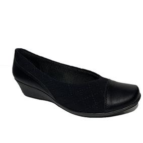 a1f1b02003 Sapato Militar Feminino Piccadilly Mocassins - Sapatos Preto no ...