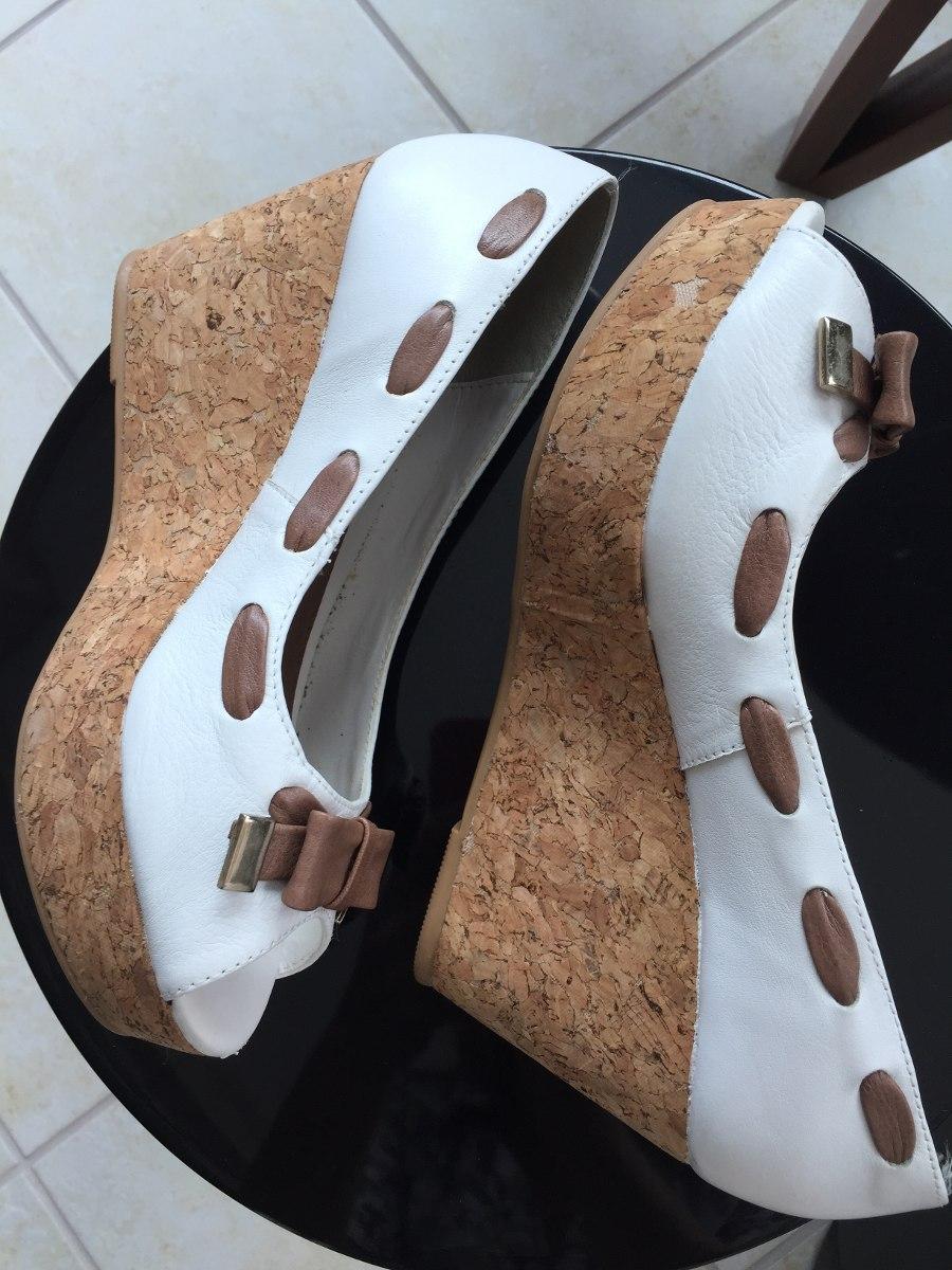 e07a2db299 sapato plataforma sapato da corte laço. Carregando zoom.