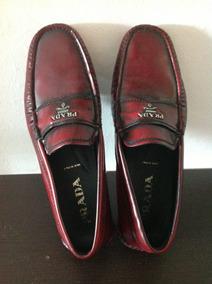 5eafab3644 Sapato Prada Masculino Usado - Sapatos