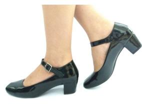 c3801f561b Sapato Boneca Rosa Salto Baixo - Sapatos com o Melhores Preços no Mercado  Livre Brasil
